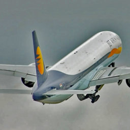 Jet Airways reports