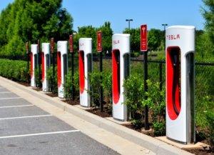 EV charging stations market